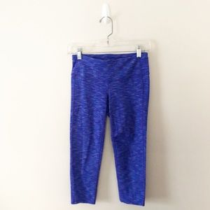 Athleta Chatarunga Space Dye Leggings Crops Capris